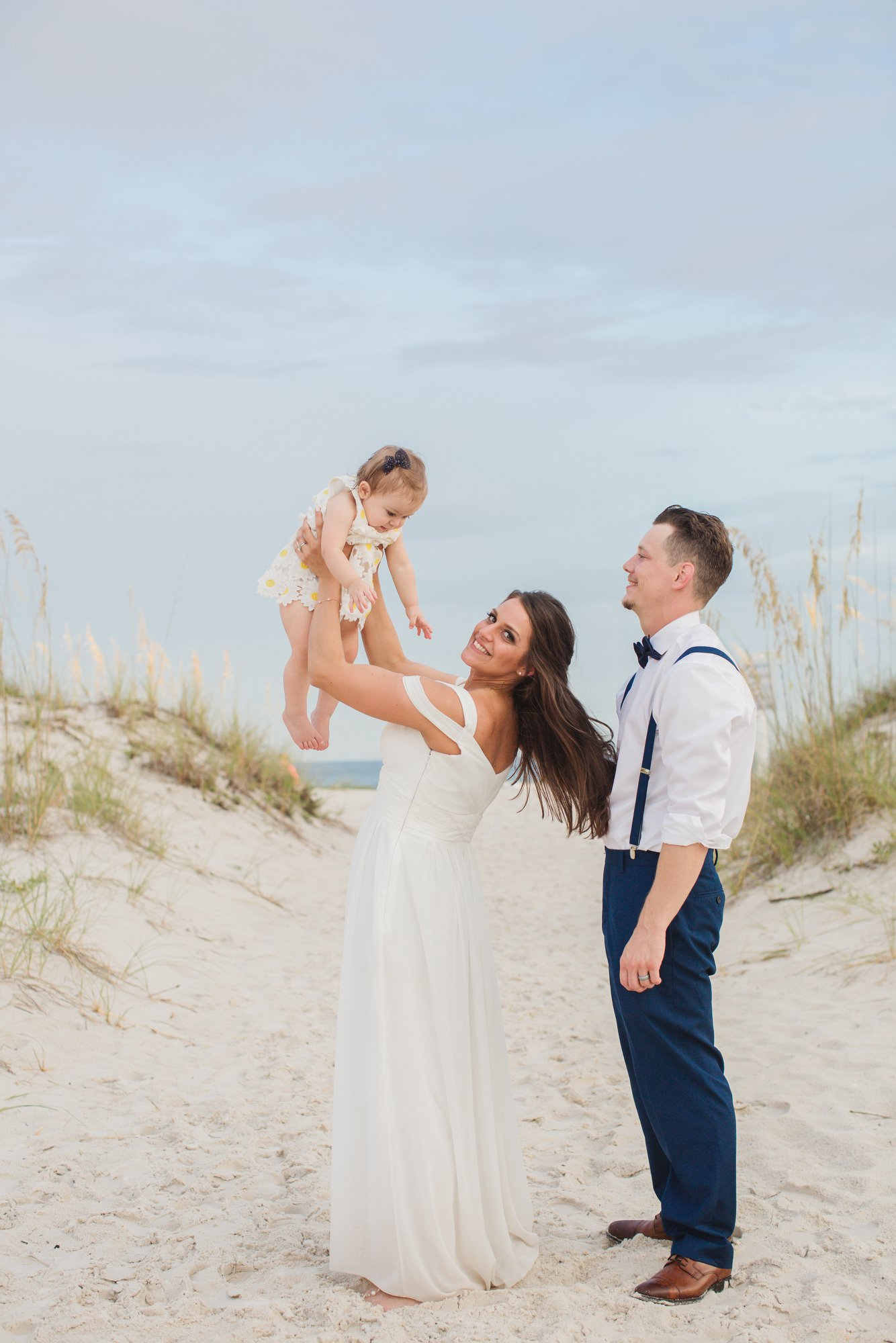 Brownell Gulf Shore Beach Wedding
